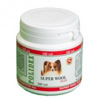 Polidex Super Wool plus Кормовая добавка для собак