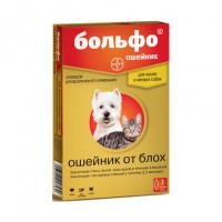 Больфо Голд Ошейник от блох, клещей