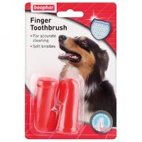 Beaphar Finger Toothbrush Зубные щетки на палец