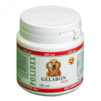 Polidex Gelabon plus Кормовая добавка для собак