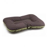 Comfy Подушка Arnold L с зеленой молнией