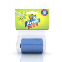 Mr.Fresh Гигиенические пакеты для уборки за собакой,
