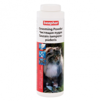 Beaphar Grooming Powder Чистящая пудра для шерсти кошек,