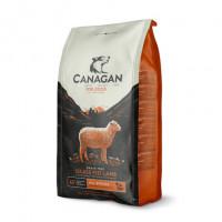 CANAGAN Grain Free Grass Fed Lamb Беззерновой