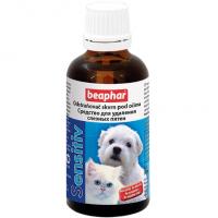 Beaphar Sensitiv Лосьон для удаления слезных пятен