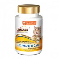 Unitabs ImmunoCat Витамины для кошек для повышения