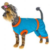 Happy Puppy Прогулочный Костюм для собак, голубой, мальчик