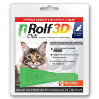 Rolf Club 3D Капли для кошек