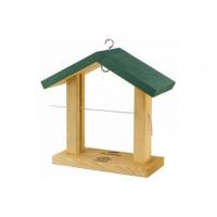 Ferplast Уличная кормушка F13 для птиц, деревянная