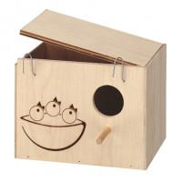 Ferplast NIDO домик гнездовой для птиц L