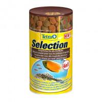 Tetra Selection набор из 4 видов сухих