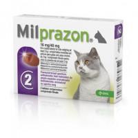 Krka Милпразон Таблетки против гельминтов для кошек
