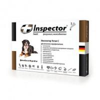 Inspector Капли от внешних и внутренних паразитов