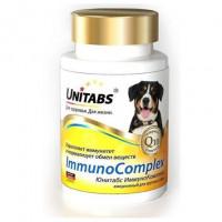 UNITABS ImmunoComplex Витамины для взрослых собак крупных