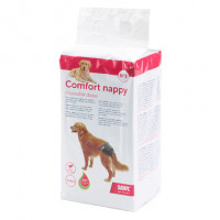 Savic Comfort Nappy Памперсы для собак №5,