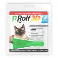 Rolf Club 3D Капли от блох