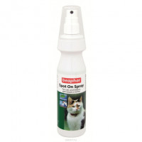 Beaphar Spot On Spray Спрей антипаразитарный для кошек