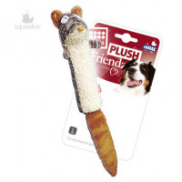 GiGwi Plush Friendz Игрушка для собак Белка