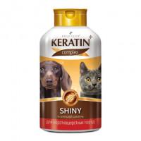 Экопром Keratin Complex+ Shiny Шампунь для короткошерстных