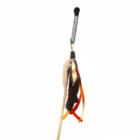 GoSi Игрушка для кошек Мышиные хвосты и ленты