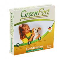 Green Fort БиоОшейник от внешних паразитов