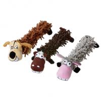 Karlie плюшевая игрушка Зверушка для собак