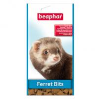 Beaphar Ferret Bits Лакомство для хорьков (подушечки),