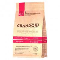 Grandorf Lamb & Rice Adult Indoor Сухой корм