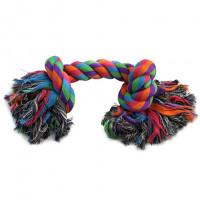 Triol Игрушка для собак Веревка цветная
