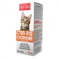 Api San Стоп Зуд Суспензия для кошек