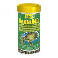 ReptoMin Корм для водных черепах, палочки,