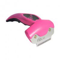 Foolee Small Скребница малая для животных, розовая