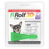 Rolf Club 3D Капли от блох и клещей
