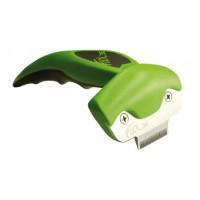 Foolee XS Скребница для мелких животных, зелёная