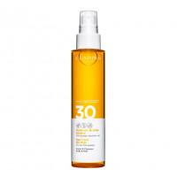 CLARINS Солнцезащитное масло спрей для тела