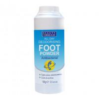 BEAUTY FORMULAS Тальк для ног дезодорирующий