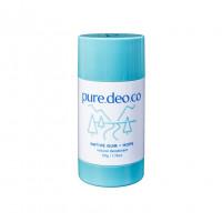 PURE DEO CO Дезодорант стик без солей