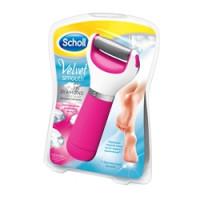 SCHOLL Электрическая роликовая пилка (розовый