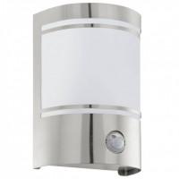 30192 Уличный настенный светильник с датчиком движения
