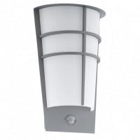 96017 Уличный настенный светодиодный светильник с датчиком