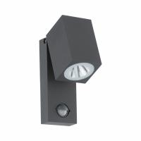96287 Уличный настенный светодиодный светильник с датчиком