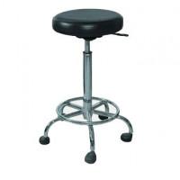 стул призма высокий черный 600 долеро (1,40