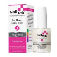 Nail tek foundation 3 базовое выравнивающее покрытие