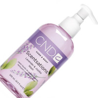 Cnd scentsations lavender and jojoba lotion лаванда