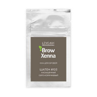 хна для бровей brow xenna шатен №103
