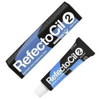 Refectocil краска для бровей и ресниц иссин