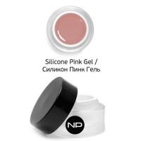 Np silicone pink gel укрепляющий камуфлирующий гель