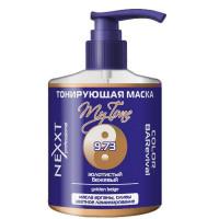 Nexxt тонирующая маска color barevival 9.73 золотистый