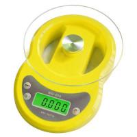 весы электронные wh b16 желтые