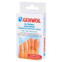 Gehwol вкладыши корректоры для пальцев маленькие